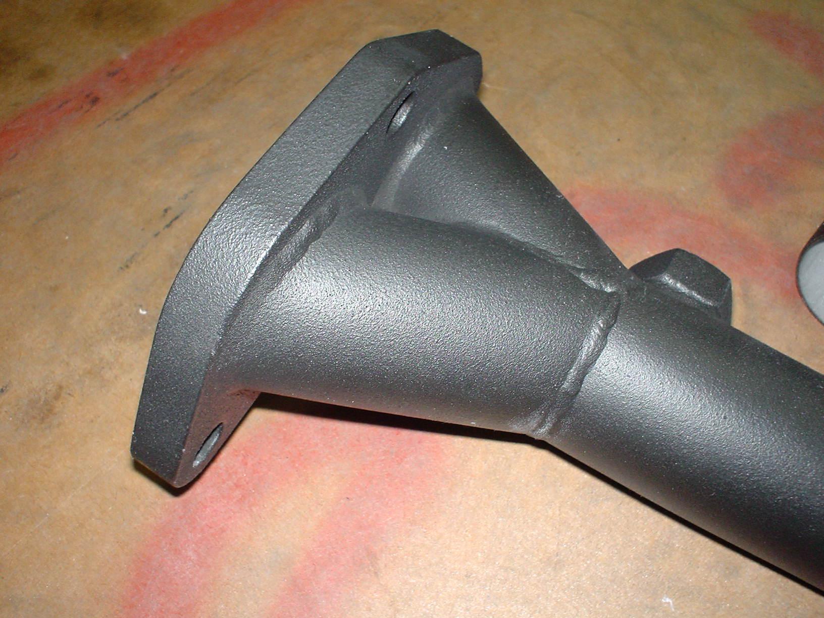 mickey s rv8 site   jet hot ceramic coating on exhaust pipes. How To Ceramic Coat Exhaust   Ceramic Pabburi